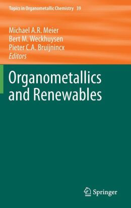 Organometallics and Renewables