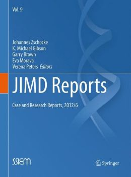 JIMD Reports - Case and Research Reports, 2012/6