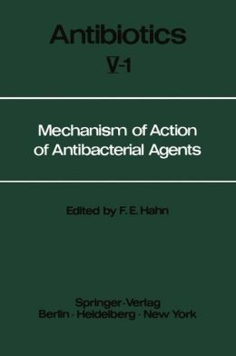 Mechanism of Action of Antibacterial Agents