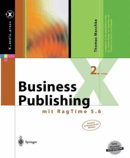 Business Publishing: mit RagTime 5.6