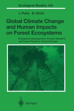 Global Climate Change and Human Impacts on Forest Ecosystems: Postglacial Development, Present Situation and Future Trends in Central Europe
