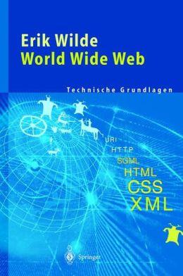World Wide Web: Technische Grundlagen
