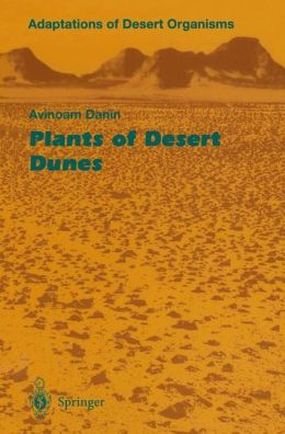 Plants of Desert Dunes