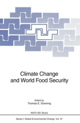 Climate Change and World Food Security
