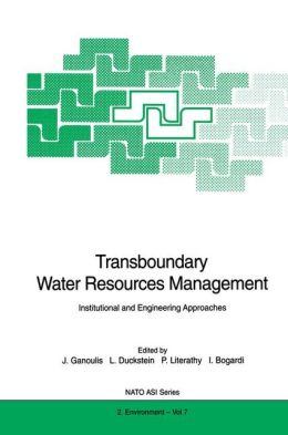 Transboundary Water Resources Management: Institutional and Engineering Approaches