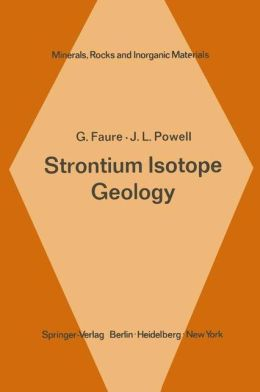 Strontium Isotope Geology