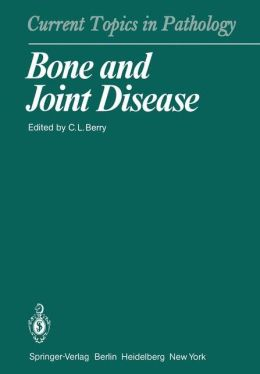 Bone and Joint Disease