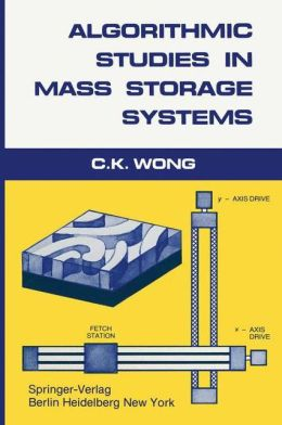 Algorithmic Studies in Mass Storage Systems