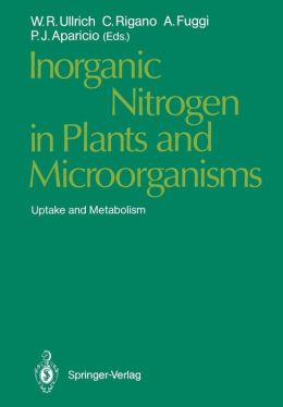 Inorganic Nitrogen in Plants and Microorganisms: Uptake and Metabolism