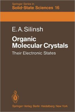 Organic Molecular Crystals: Their Electronic States