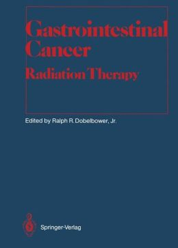 Gastrointestinal Cancer: Radiation Therapy