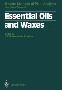Essential Oils and Waxes