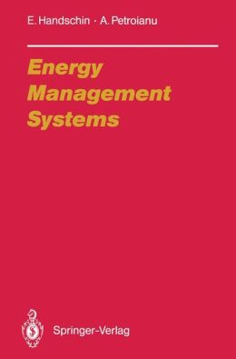 Energy Management Systems: Operation and Control of Electric Energy Transmission Systems