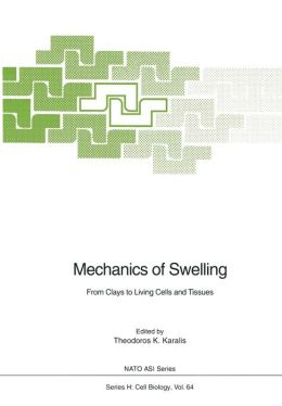 Mechanics of Swelling: From Clays to Living Cells and Tissues