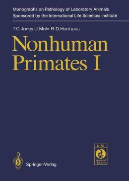 Nonhuman Primates I: Volume 1