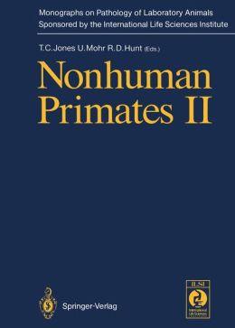 Nonhuman Primates: Volume 2