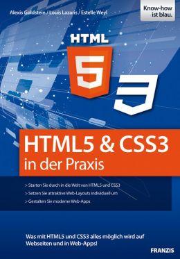 HTML5 & CSS3 in der Praxis: Was mit HTML5 und CSS3 alles möglich wird auf Webseiten und in Web-Apps!