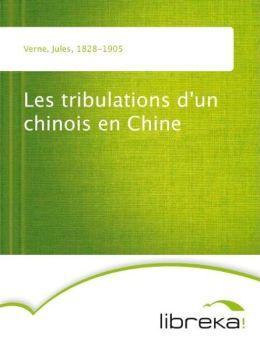 Les tribulations d'un chinois en Chine