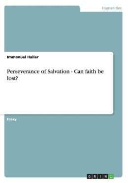 Perseverance of Salvation