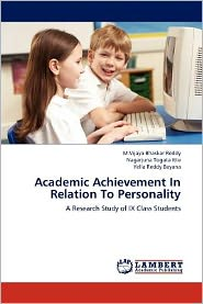 Academic Achievement In Relation To Personality