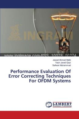 Performance Evaluation of Error Correcting Techniques for Ofdm Systems