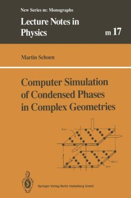 Computer Simulation of Condensed Phases in Complex Geometries
