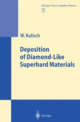 Deposition of Diamond-Like Superhard Materials