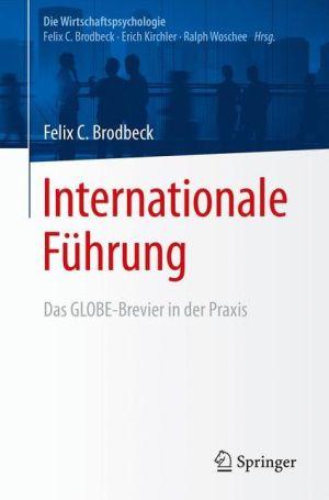 Internationale Führung: Das GLOBE-Brevier in der Praxis