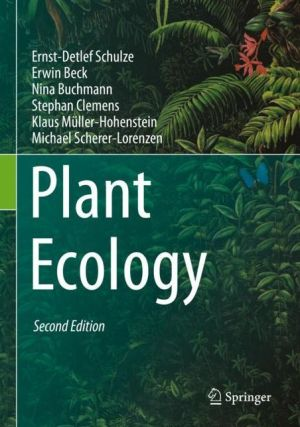 Book Plant Ecology