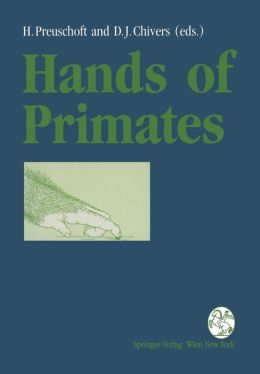 Hands of Primates