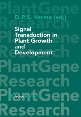 Signal Transduction in Plant Growth and Development