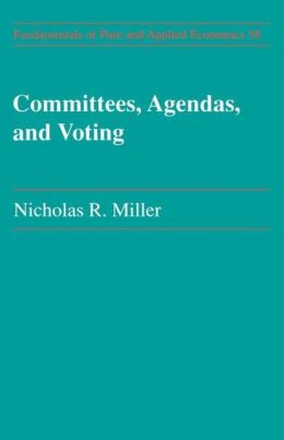 Committees Agendas & Voting