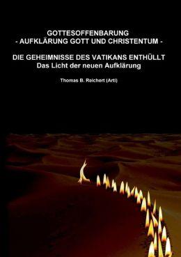 Gottesoffenbarung - Aufklarung Gott Und Christentum -