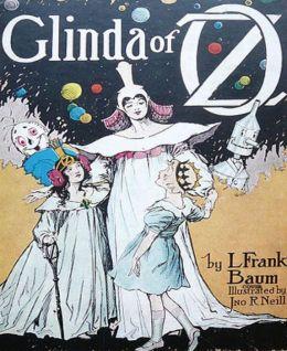 Glinda of Oz (Illustrated)