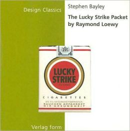 Lucky Strike Packet by Raymond Loewy
