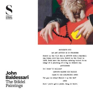 John Baldessari: The Stadel paintings