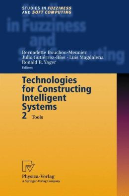 Technologies for Constructing Intelligent Systems 2: Tools
