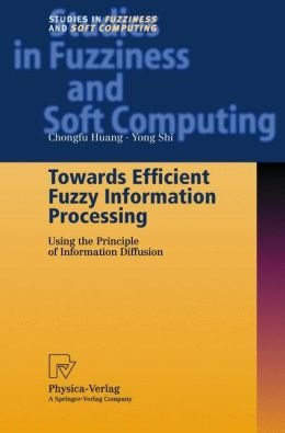 Towards Efficient Fuzzy Information Processing: Using the Principle of Information Diffusion