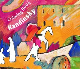 Coloring Book Kandinsky