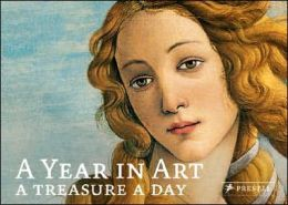 A Year in Art: A Treasure a Day