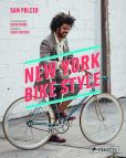 Book Cover Image. Title: New York Bike Style, Author: Sam Polcer