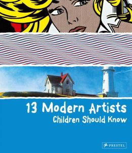 13 Modern Artists Children Shoud Know