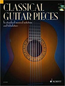 Classical Guitar Pieces: 50 Easy to Play Pieces