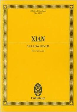Yellow River: Piano Concerto Study Score