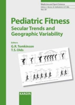 Pediatric Fitness: Secular Trends and Geographic Variability