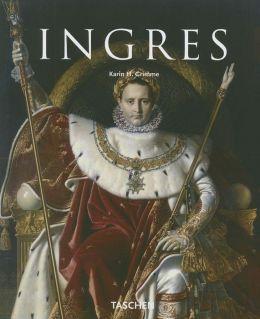 Jean Auguste Dominique Ingres: 1780-1867