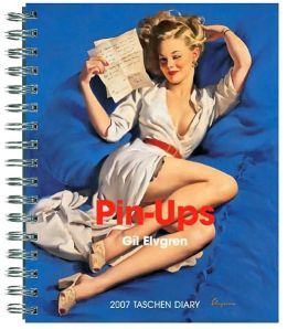 2007 Pin-Ups Diaries Engagement Calendar