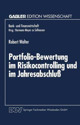 Portfolio-Bewertung im Risikocontrolling und im Jahresabschluss: Die Abbildung derivativer Zinsinstrumente des Handelsbestandes