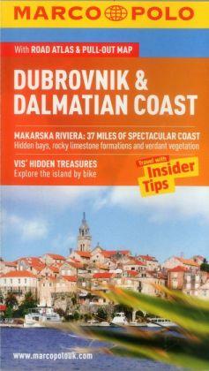 Dubrovnik & Dalmatian Coast Marco Polo Guide