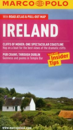 Ireland Marco Polo Guide